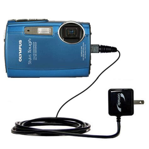 Kamera Olympus U Tough 3000 gomadic intelligent compact ac home wall charger suitable for the olympus stylus tough 3000