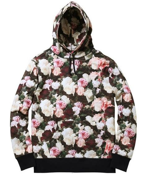 bloemen hoodie supreme quot nyc floral quot hoodie collection