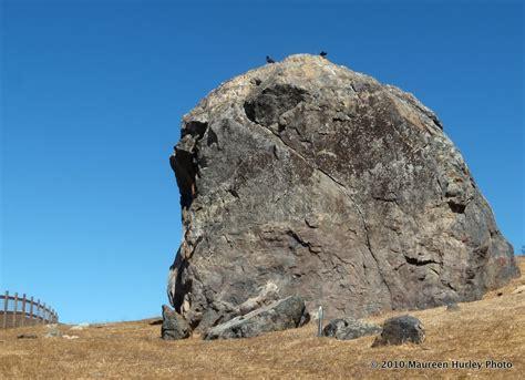 literrata hiking up big rock ridge