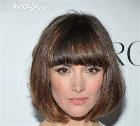 Bangs Styles Names | names of hairstyles for women names of different