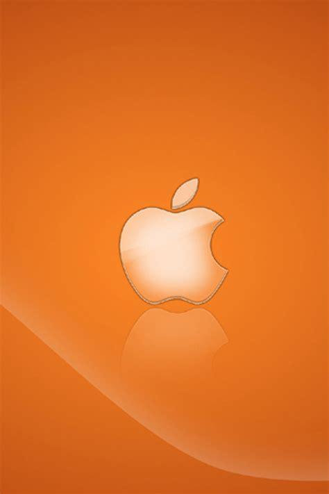 wallpaper apple orange apple orange iphone 4 4s wallpaper and background