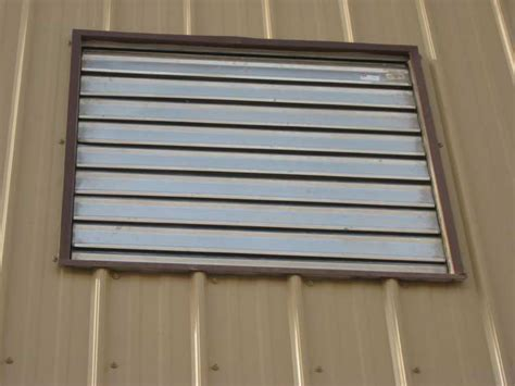 wall exhaust fans with louvers exhaust exhaust louvers