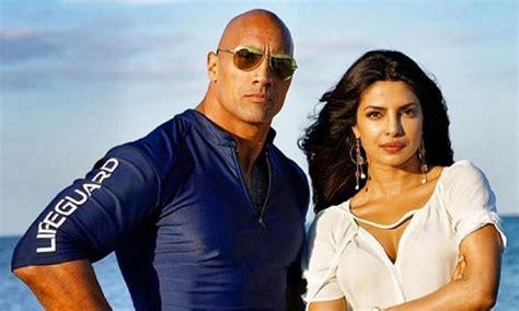 priyanka chopra hindi hollywood movie baywatch movie review priyanka chopra is weighed down by