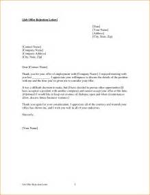 Employee Cover Letter by Write Cover Letter Offer Letter Sle Of Offer Letter From Employer Letter Offering
