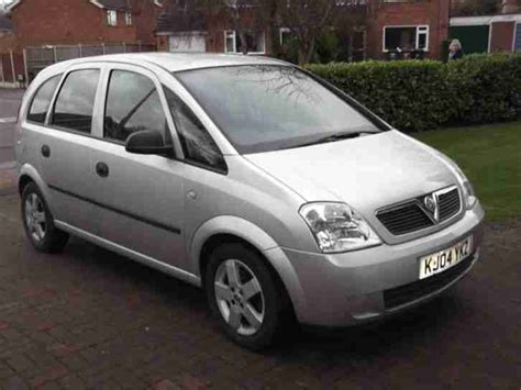 vauxhall meriva 2004 2005 vauxhall corsa life twinport green car for sale