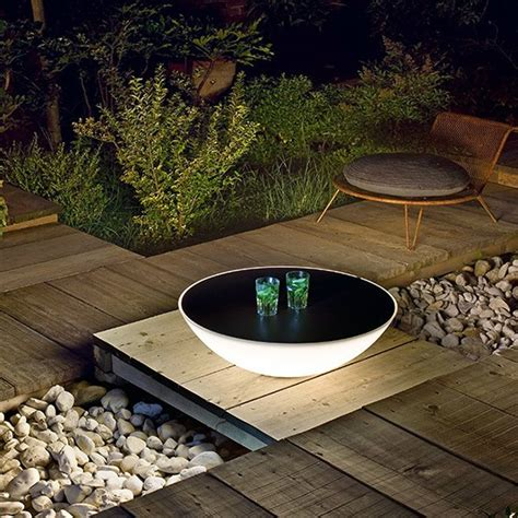 Solar Patio Table Lights 20 Modern Outdoor Accessories For A Summer Experience
