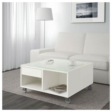 Ikea Boksel Coffee Table Boksel Coffee Table White 79x79 Cm Ikea
