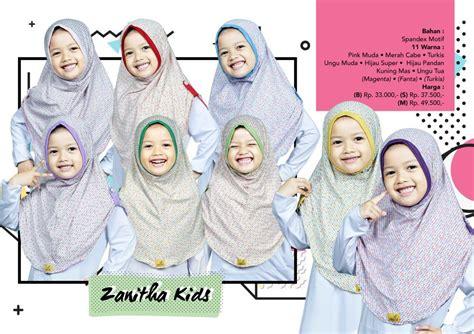 Jilbab Anak Elthof Razita Jilbab Zanitha Distributor Jilbab Elthof