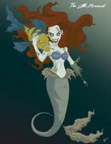 evil little mermaid