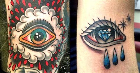 tattoo eye nice great nice traditional eye tattoo 2 golfian com