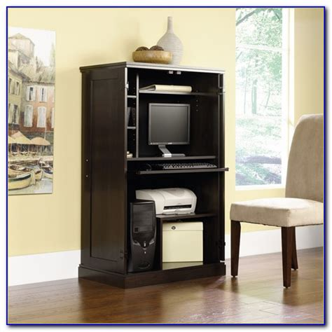 sauder edge water computer desk sauder edge water desk armoire desk home design ideas