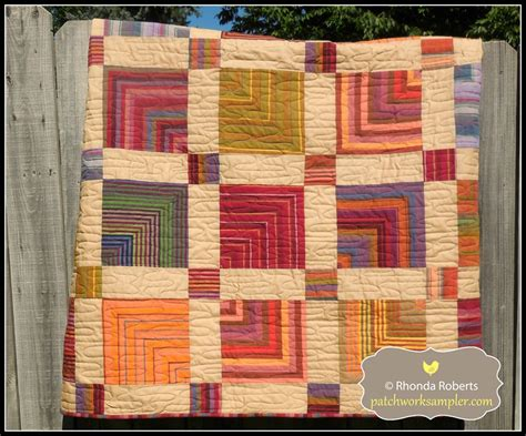 Striped Quilt by Striped Quilting Fabric The New Quilting Design