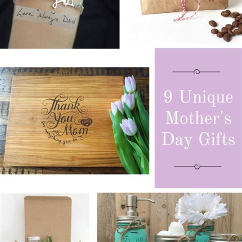 unique mothers day gifts 9 unique s day gifts