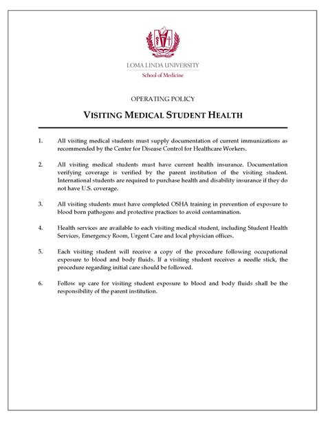 College Letter Of Standing Node Title Clinical Skills Education Center Site Name