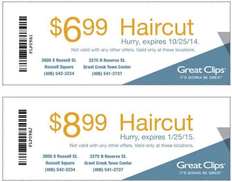 haircut deals escondido free great clips coupon for july printable coupon