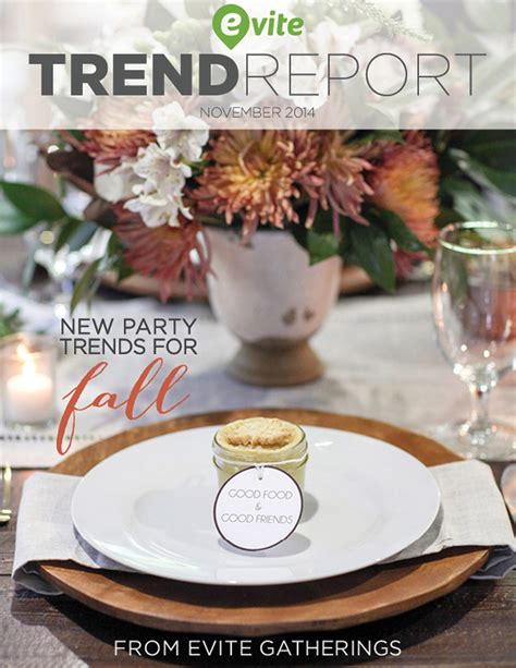party themes november evite party trend report november 2014 evite