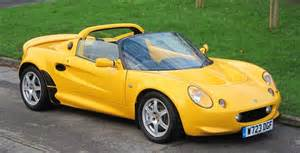 Yellow Lotus Elise Lotus Elise S1 2000 163 15 500 In Bucks United Kingdom Sl9