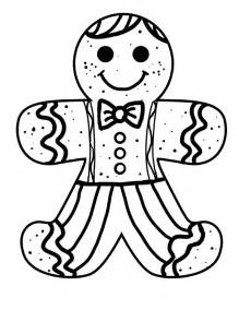 gingerbread coloring page gingerbread color page az coloring pages
