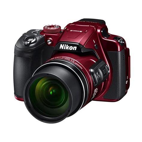 Kamera Nikon Prosumer jual nikon coolpix b700 kamera prosumer merah 20 2 mp ultra hd 4k harga kualitas