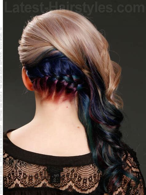 plait at back of head hairstyle 20 swoon worthy hairdos for long hair