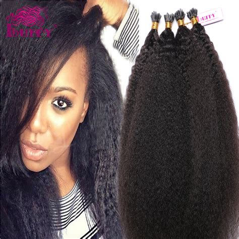 hair extension i tip indian remy hair yaki i tip hair extensions indian remy hair