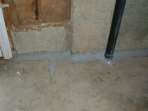 Basement Leak Repair Epoxy Concrete 603.435.7199 Waterproof