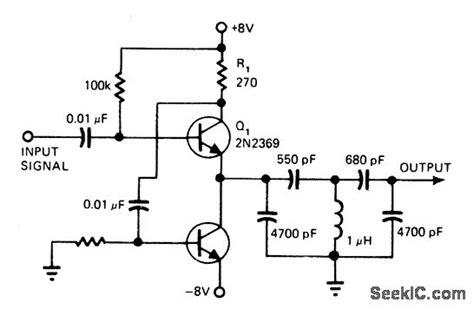 kegunaan transistor efek medan capacitor dump circuit 28 images shorty dump car circuit design using a capacitor to