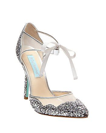 betsey johnson wedding shoes unique wedding shoes bridal accessories blue by betsey