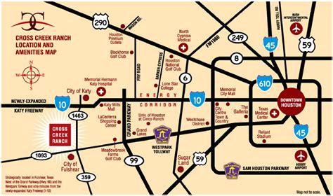 map of fulshear houston master planned community fulshear real estate