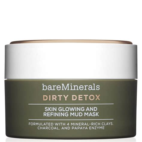 Detox Mud Mask by Bareminerals Detox Mud Mask Free Shipping
