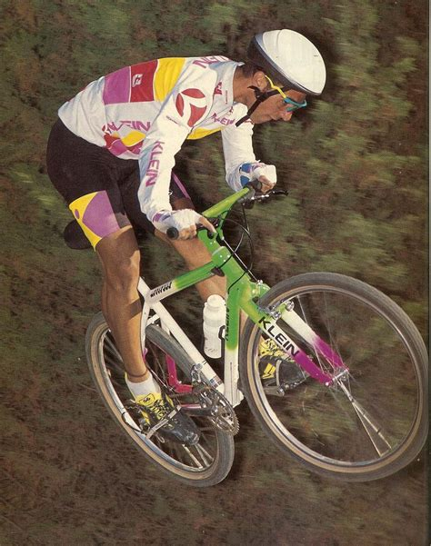 Mba Mountain Bike by Klein Attitude Review From Mba February 1990 Retrobike