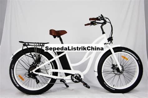 Sale Sepeda Listrik Mtb Lithium 48v 500w Keren sepeda listrik china model bisek bsks05 murah sepedalistrikchina