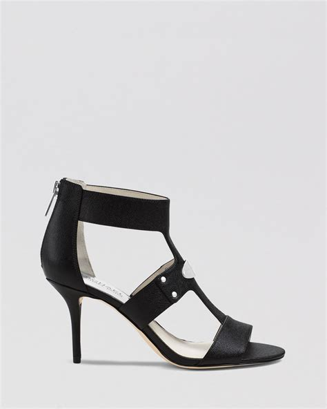 michael kors high heel sandals michael by michael kors open toe sandals high heel in