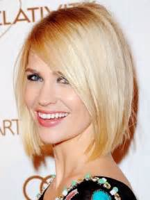 best haircut for a neck 2014 sleek neck length bob hairstyle popular haircuts