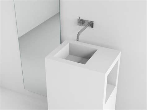 mineralwerkstoff waschbecken hersteller mineralwerkstoff absolut bad waschbecken lanes 50