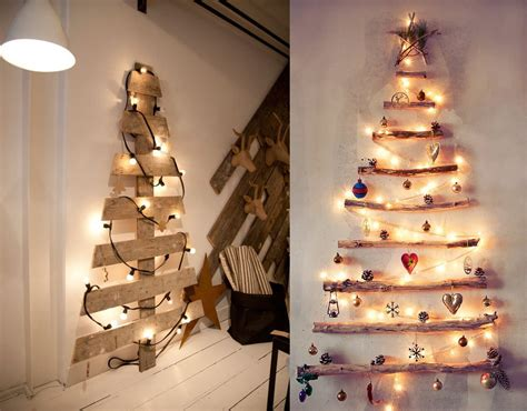 arbol de navidad de madera 9 ideas de 193 rboles de navidad originales