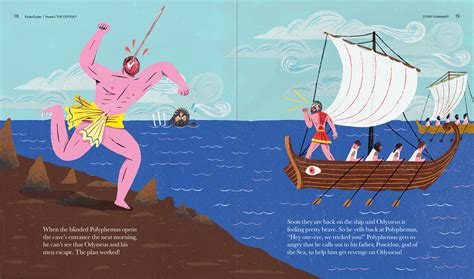 the artist s odyssey books kinderguides the odyssey on behance