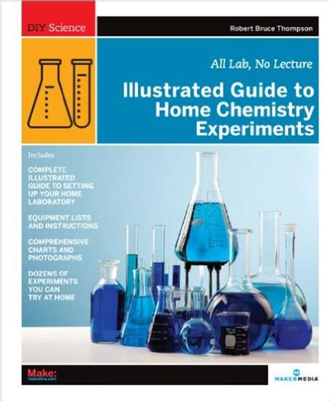 chemistry experiments for and parents to do at home