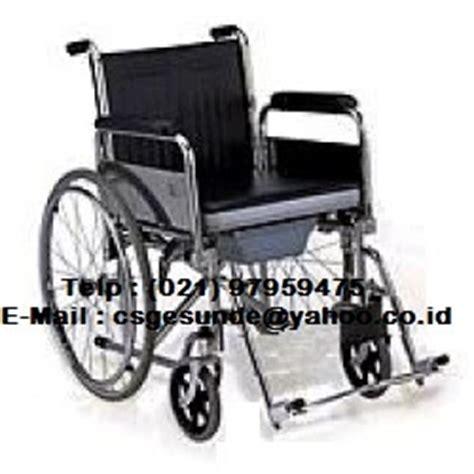 Kursi Roda 3 In 1 Sella jual kursi roda 2 in 1 sella bisa untuk bab buang air