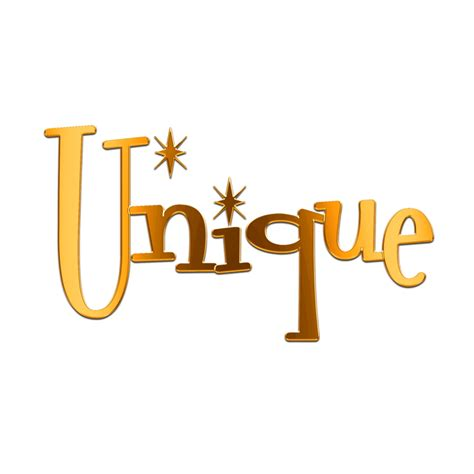 Be Unique we re all made to be unique 1 by madetobeunique on deviantart