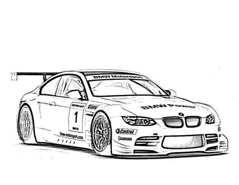 color race free printable race car coloring pages for