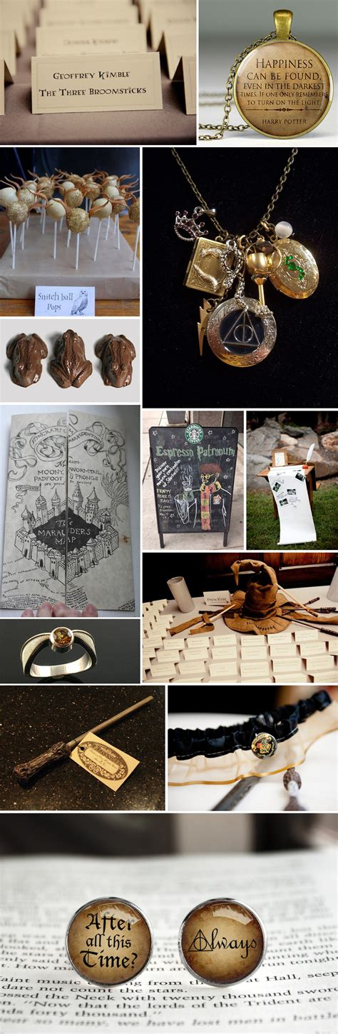 Photos Of Harry Potter Themed Wedding Tips And Tricks Dress And Theme Daily Dally