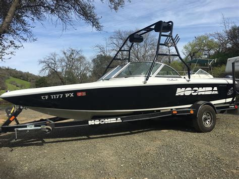 moomba boats in saltwater 2002 moomba outback for sale in vacaville california