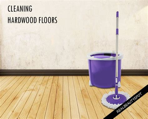 tips and diy cleaners for cleaning hardwood floors