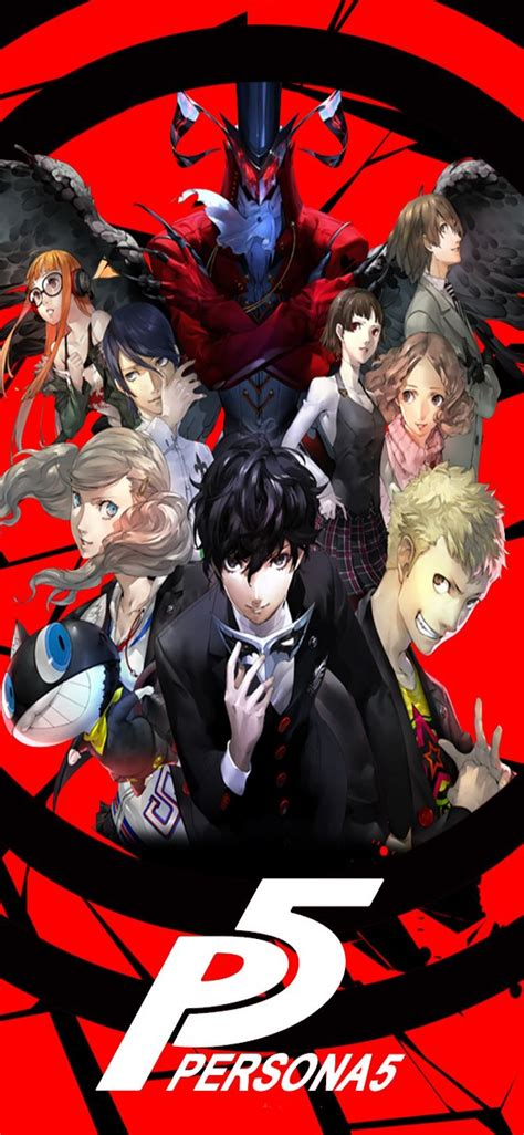 iphone x persona 5 wallpaper free hd images and pictures