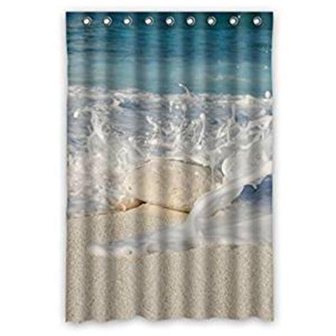 Com Unique Sea Foam Shower Curtain Measure 48 Quot W