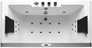 Jetted Bathtubs Eago Am196 6 Left Drain Rectangular Corner Whirlpool Bath