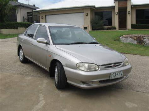 Mentor Kia Used Cars 1999 Used Kia Mentor Sedan Car Sales Algester Qld