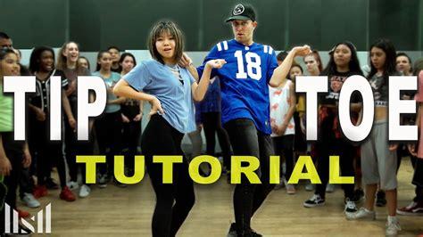 tutorial dance jason derulo quot tip toe quot jason derulo dance tutorial matt steffanina