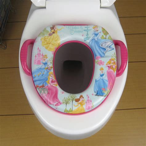 soft toilet seat for toddlers disney princess toilet seat soft potty seat baby n toddler